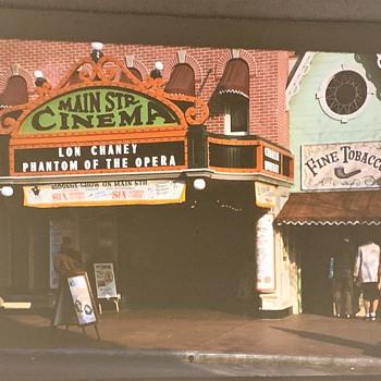 1961-Vintage Disneyland Slides, Mad Hatter & More. Estate Lot of over 2000 Slides From Amature - Advertising