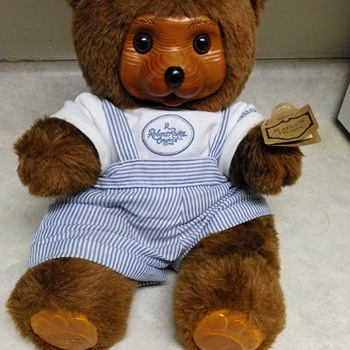 ROBERT RAIKES TEDDY BEAR - Dolls