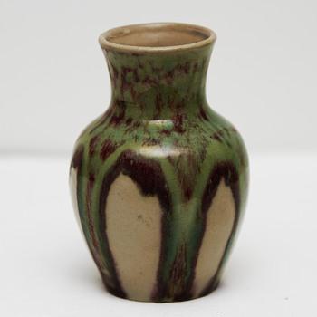 Two Vases from the Bürgeler Kunstkeramische Werkstätten (Germany), ca. 1920 - Pottery
