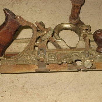 This is a Stanley No. 45 plane. - Tools and Hardware