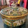Antique / Vintage Capodimonte Container