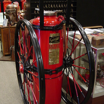 FIRE FIGHTING EQUIPMENT - Firefighting