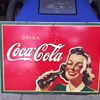 My latest addition, 1943 Coca Cola girl.