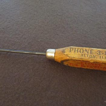 Vintage Ice Pick - Tools and Hardware