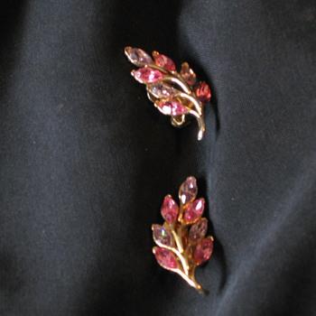 Bogoff earrings - Costume Jewelry