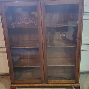 Alaska Architect Display cabinet  - Furniture