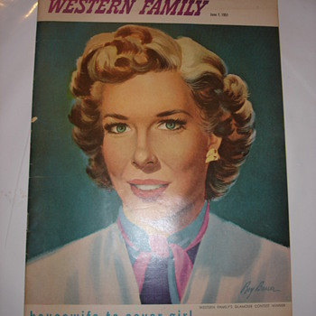 WESTERN FAMILY 1951