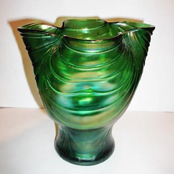 Loetz Crete mit Festons (1901). PN-514 - Art Glass