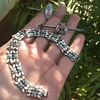 Bernard Instone Enamel Bracelet and Brooches
