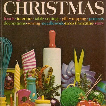 1968 - Ladies Home Journal - Christmas Issue - Paper