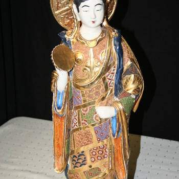Can anyone help with this statue?