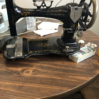 Unknown sewing manufacturer  - Sewing