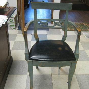 What style of chair is this?