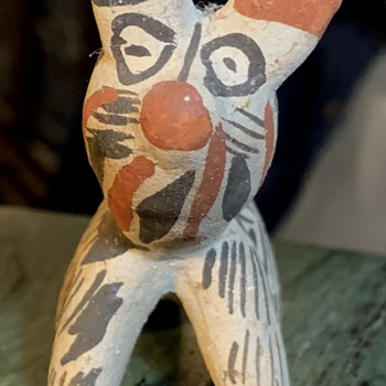 Another Seussian Animal from Mexico? - Pottery