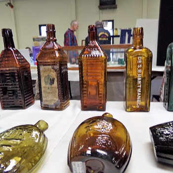 2017 West Michigan Bottle Show - Bottles