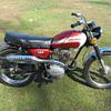1973 Honda CL125 Scrambler
