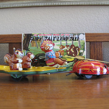 Vintage Toys 4 toys to look at - Games