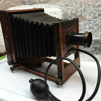 Antique 4 x 5 View Camera...but what kind?