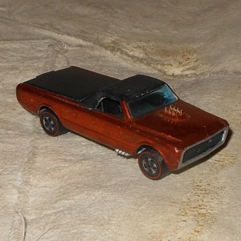 Hot Wheels WendesdayWonder Custum Fleetside aka El Camino 1968 - Model Cars