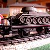 Marklin HO train models (Germany)