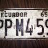 ECUADOR 1965, KANSAS 1941,