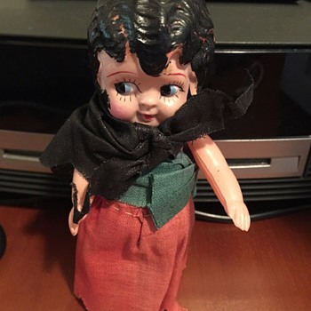 1930s Betty Boop Doll made in Japan - Dolls