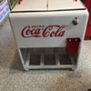 1930's Coca-Cola Westinghouse Standard  Ice Chest Cooler