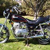 1982 Kawasaki KZ440D Belt Drive