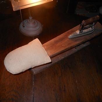 Pres Mit Ironing Mit 1940s