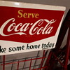 1960's Coca Cola Rack