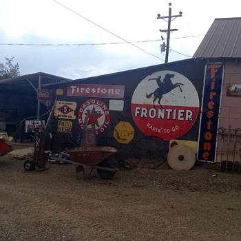 Frontier Gas Surprise - Advertising