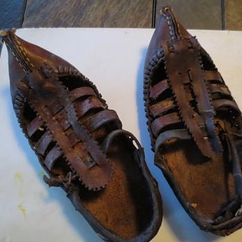 A laskan shoes?