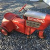 Amf electrotrac pedal tractor