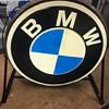 Cool BMW Sign