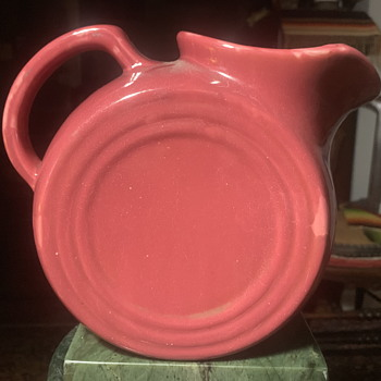 Coors of Inglewood, CA Pottery Pitcher - Pottery