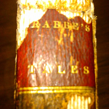 Tales....by Rev. George Crabbe, Vol 1, 1813