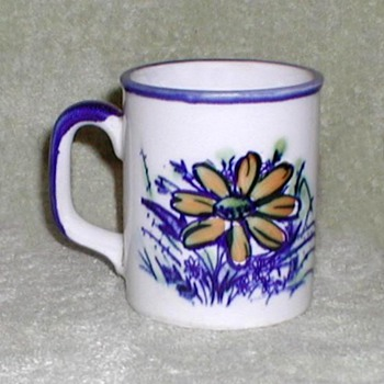 Floral Coffee Mug - Japan - Kitchen