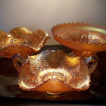 Carnival?? - Glassware