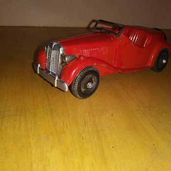 Hubley MG - Model Cars