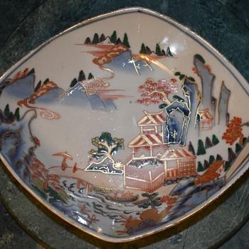Edo-period Imari Bowl - Pottery