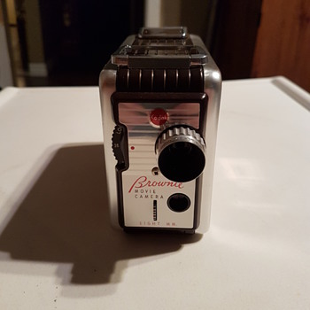 Kodak Brownie Movie Camera