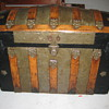 Nice Old Round Top Trunk