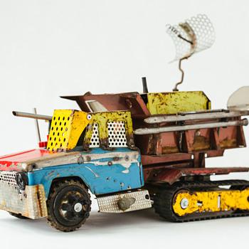 """""""parts truck"""" - Model Cars"""