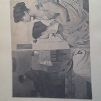 Jewish print  - Fine Art
