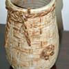 Large Nautical Hand Thrown Vase by Karen Podd.