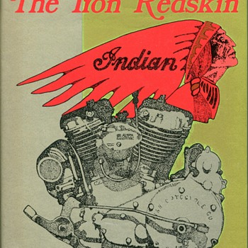 The Iron Redskin, by Harry Sucher - Motorcycles