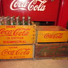 1910s Coca Cola Case Bloomington ILL.  And A Few from  1930s 40s 50s.
