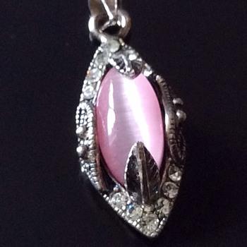 Vintage silver pendant  - Fine Jewelry