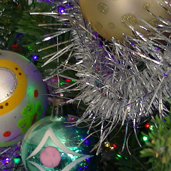 Impressions of decoration and wishes for christmas.