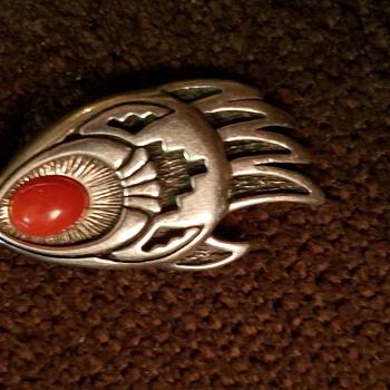925 WJ  bear claw bracelet - Silver